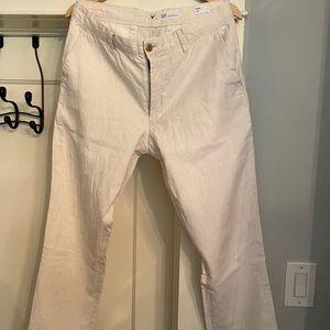 GAP Men's linen pants 32 waist 30 leg